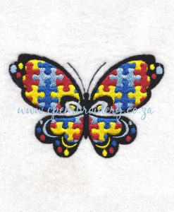 Puzzled Butterfly