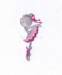 Stick Ballerina