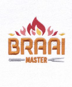 flames flamed top words braai master fork bbq grill machine embroidery download design file
