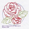 6-x-10-floral-circles-rose-outline-machine-embroidery-dim-13014